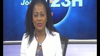 Le 23 H de RTI 1 du 30 Décembre 2016 avec Michelle Mambo