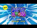 Cartoon Network Asia : Supernoobs  (New Show) [Promo]