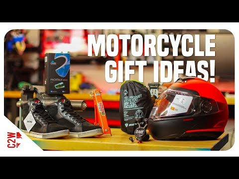 Best GIFTS for Motorcyclist | Late 2018