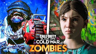 EVERY EASTER EGG in the COLD WAR ZOMBIES TRAILER!