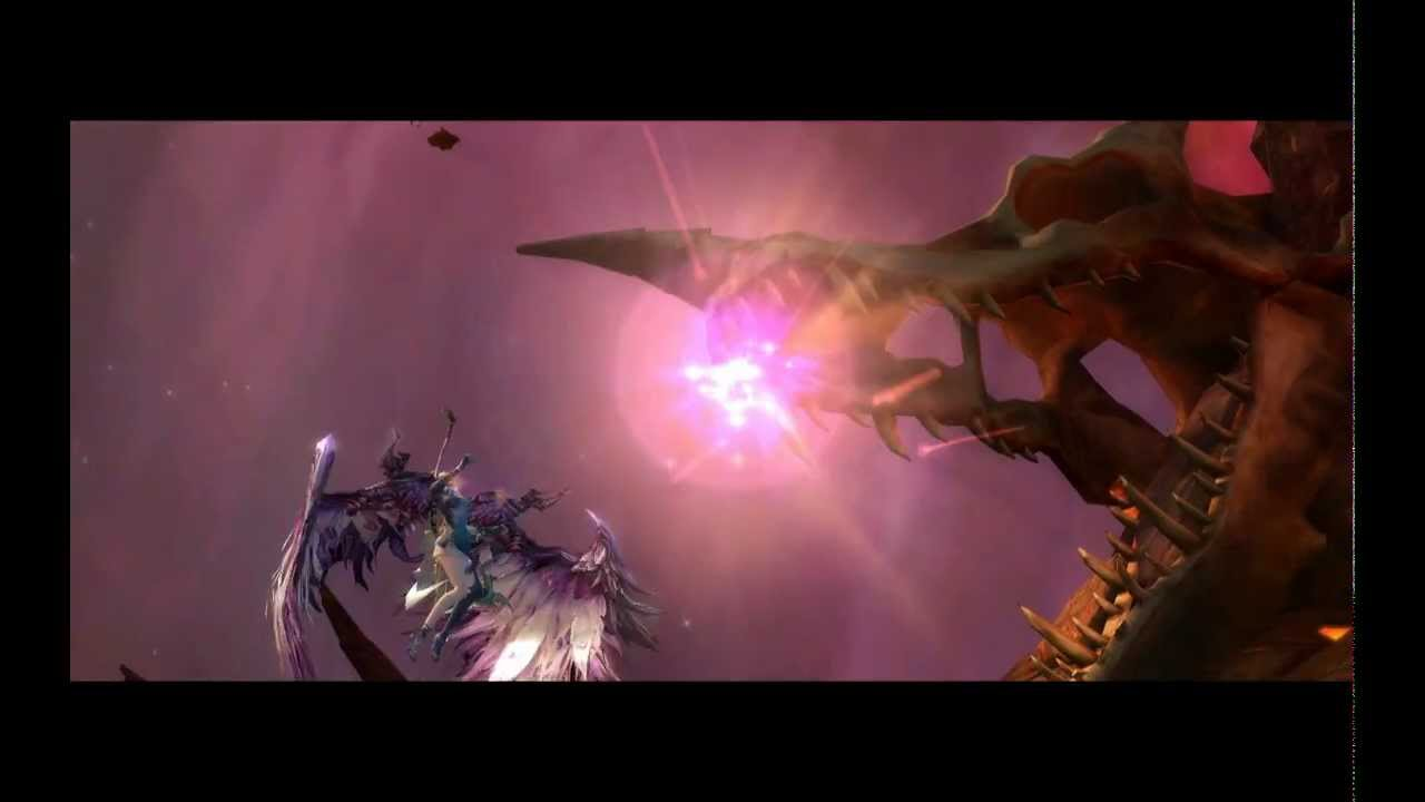 Aion Online - To Face the Future cutscene