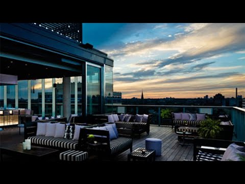 The Thompson Residence Penthouse Toronto