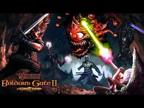Why Baldur's Gate 2 Is My Favorite Game of All-Time