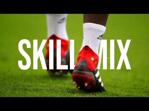 Crazy Football Skills 2019 - Skill Mix #10 | HD
