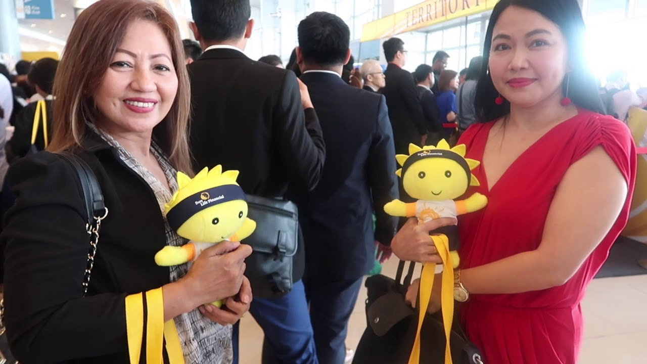 2019 SALES CONGRESS SUN LIFE FINANCIAL - FUN and GAMES - PART 1
