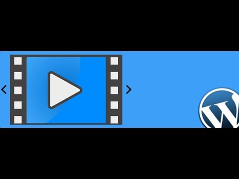 Wordpress video slider with thumbnails