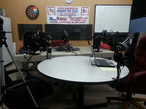 Radio RO USA Live Video Stream