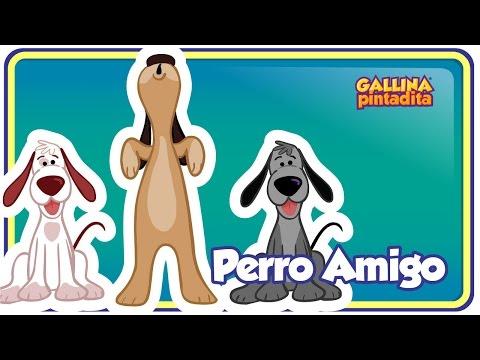 Perro Amigo - Gallina Pintadita 2 - Oficial - Canciones infantiles para niños y bebés