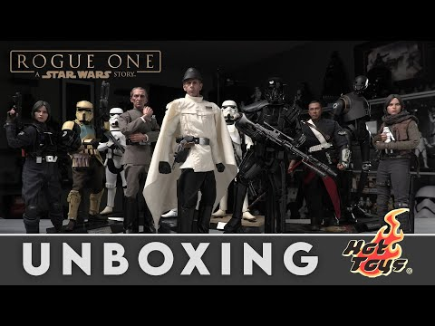 Hot Toys Direct Krennic Unboxing & Review  Star Wars Rogue One