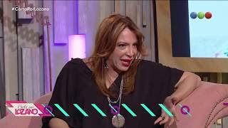 Lizy Tagliani en el diván de Vero - Cortá por Lozano 2019