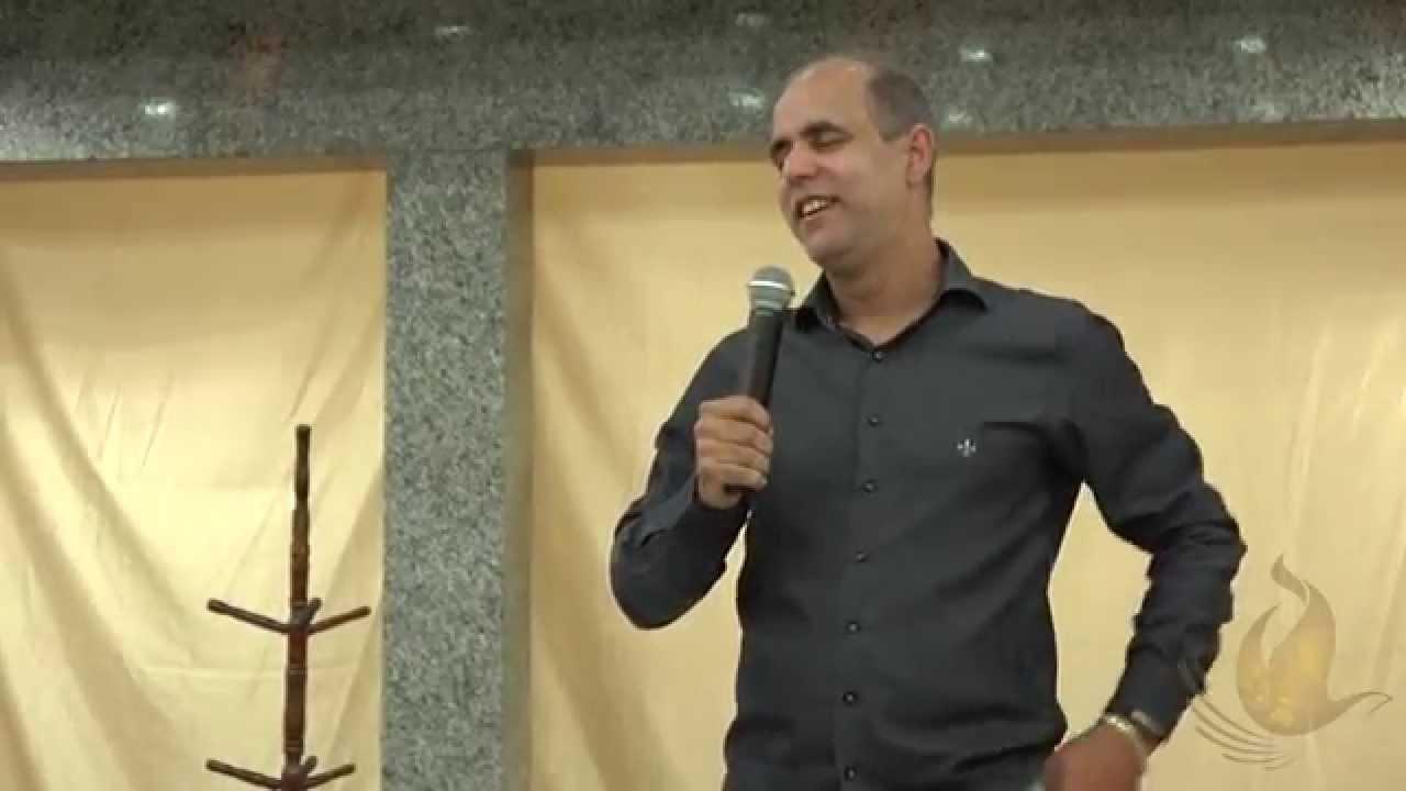1º Parte Seminário para Família com o Pr Cláudio Duarte