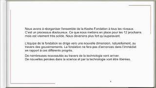 2019 05 02 PM Public Teaching in French - Enseignements publics en français