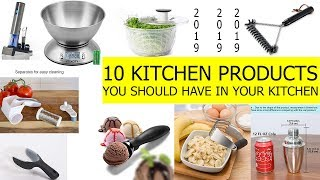 10 best KITCHEN PRODUCTS you should have in your kitchen Kitchen Products