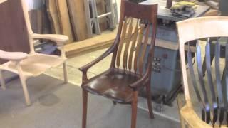 Fine Woodworking Shop Update
