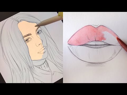 oddly-satisfying-art-videos-🤤😍-part-3-|-natalia-madej-compliation