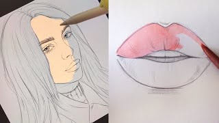 ODDLY SATISFYING ART VIDEOS 🤤😍 Part 3 | Natalia Madej Compliation