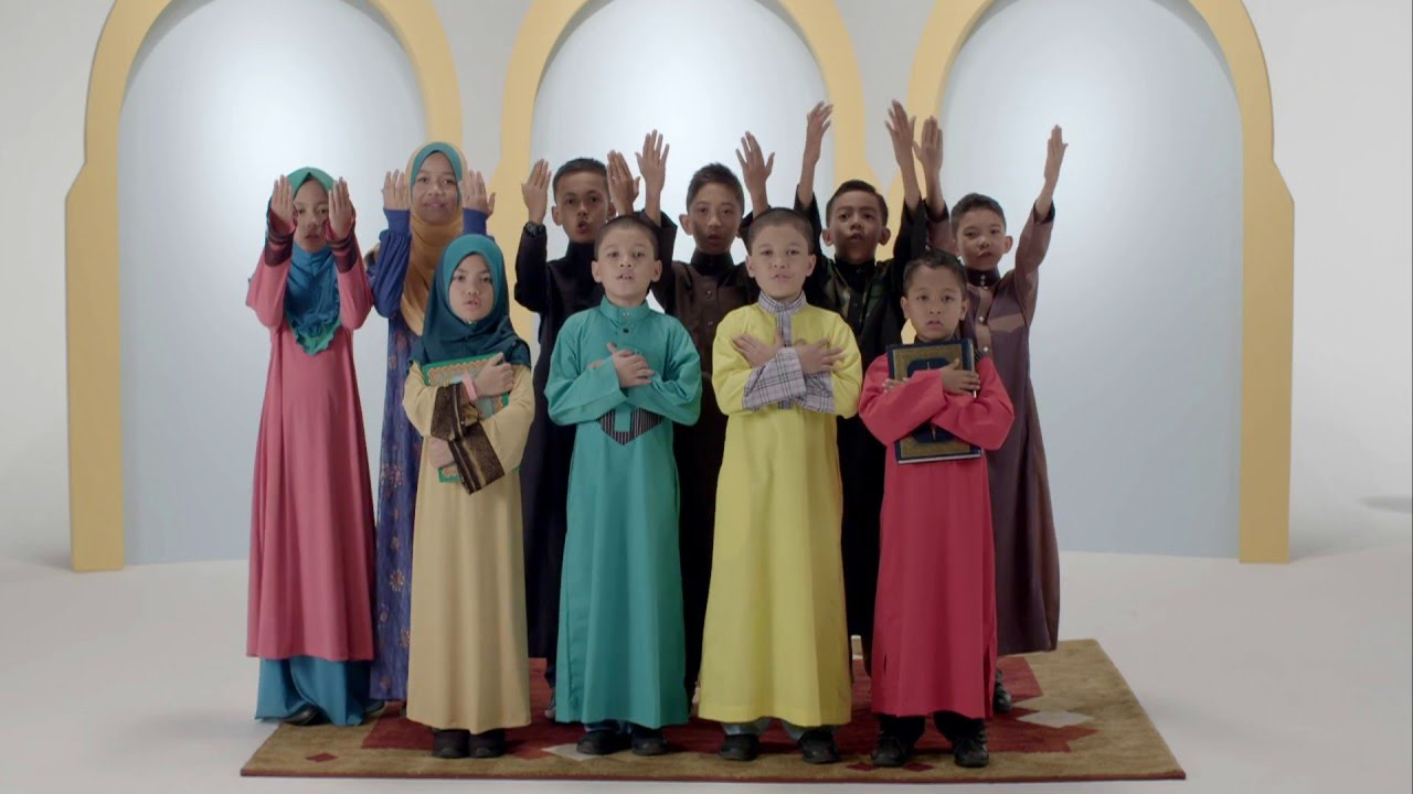 Program Realiti Tahfiz Muda Cungkil Bakat Anak Cilik