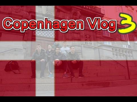 Copenhagen Vlog 3 | EFFC 2016 | Exploring the City & The Finals!