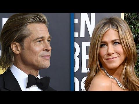 Details From Jennifer Aniston and Brad Pitt's Golden Globes Evening