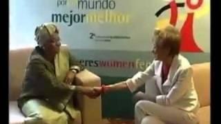 Нобелевскую премию мира присудили женщинам