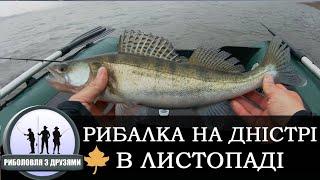 Рибалка на Дністрі, осінь, Чернівецька обл, Берново