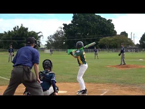 2017 Australian Little League Baseball Championship - Southern Mariners vs Brisbane South -20170609