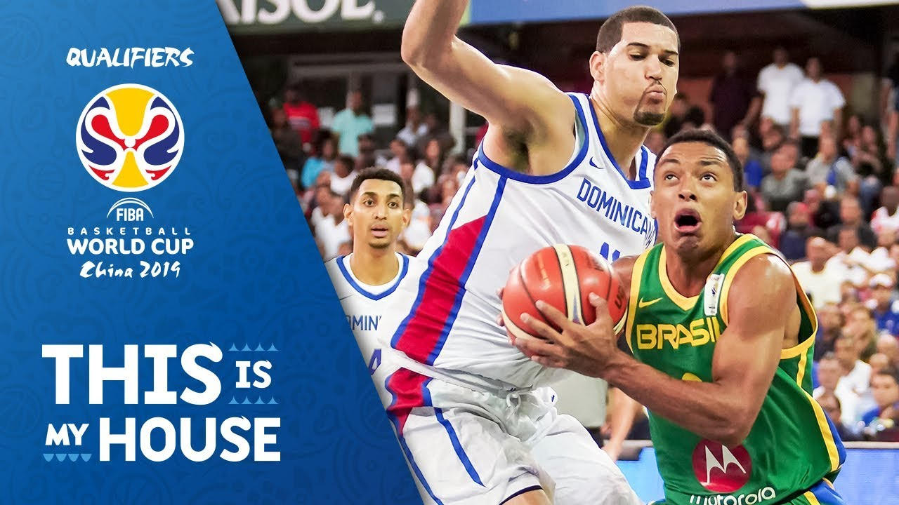 Brazil's Best Plays of the FIBA Basketball World Cup 2019