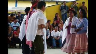 Amazonian Kichwa wedding ceremony