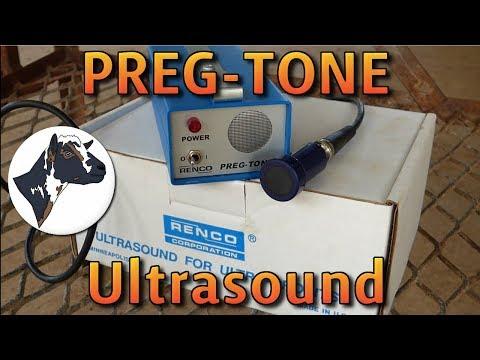 PREG-TONE Ultrasound