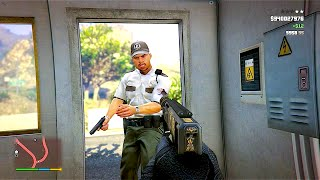 Sly Gameplay - GTA 5 Spec Ops Mike Government Facility Assault/Five Star Escape thumbnail