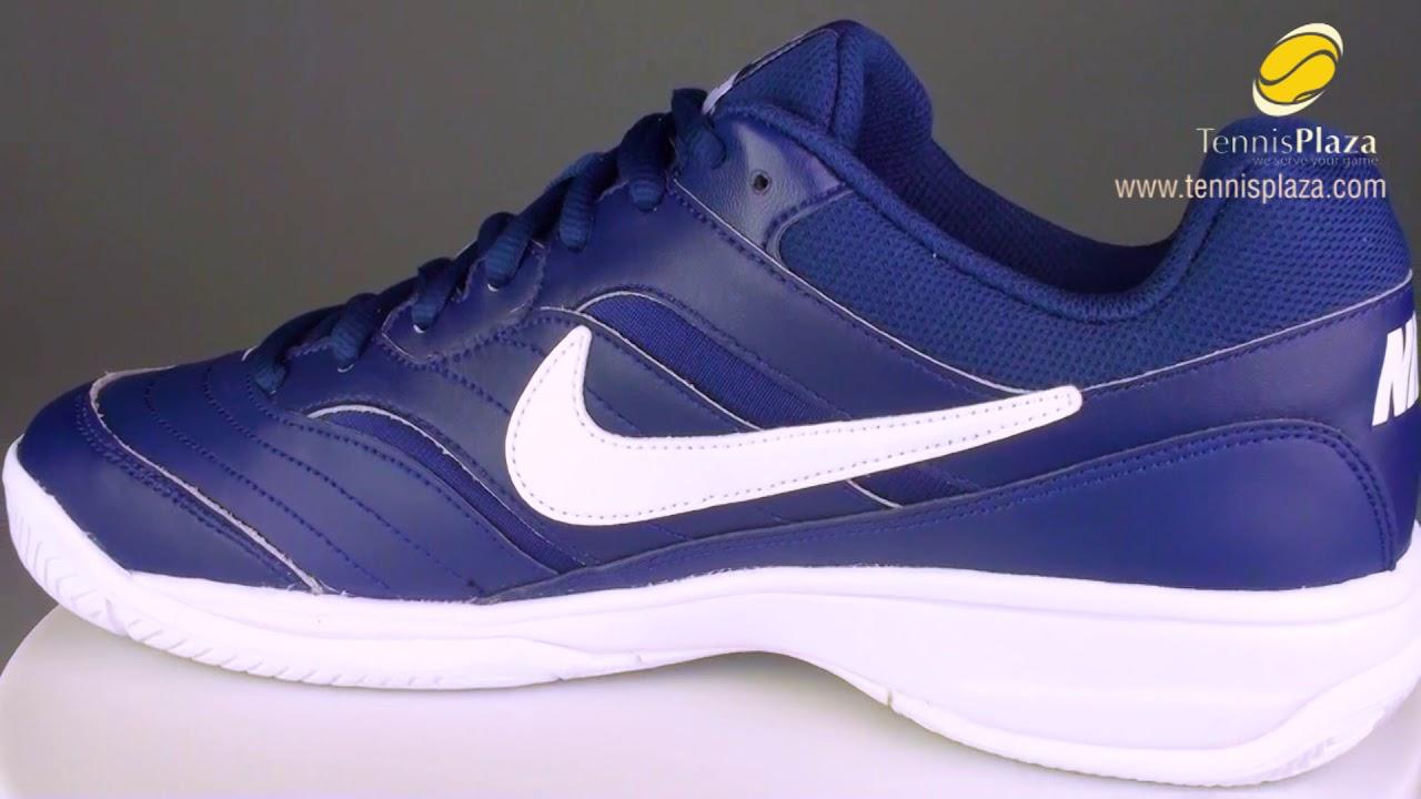 f1297c34866de Nike Court Lite Tennis Shoes 3D View