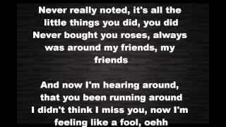 Repeat youtube video Enrique Iglesias - Heart attack [Lyrics Video]