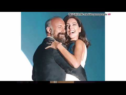Halit Ergenc & Berguzar Korel Happy Wedding Anniversary (Perfect)