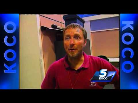 10 years after Katrina: KOCO 5 in New Orleans during evacuation