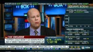 CNBC, 09/24/10, Hedge Fund Great, David Tepper, stocks will go up (2 of 4)