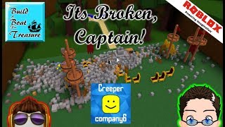 Roblox - Build A Boat For Treasure! - with Arg! CreeperCompany6