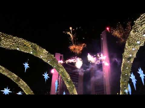 Official Toronto HD New Year 2015 w/ Countdown - Nathan ...
