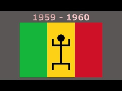 history of the senegal flag youtube