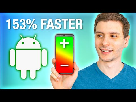 10 Tips To Make Android Faster (For Free)