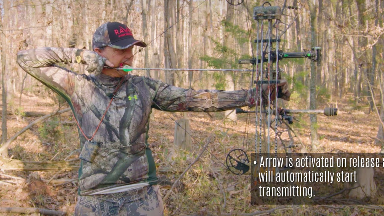 Raven Arrow Tracking Tutorial Activating And Using The Transmitter