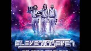 Eleventyseven - Galaxies Collide
