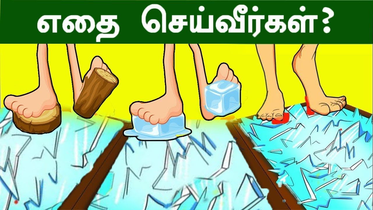 What will you choose? || Tamil Genius Riddles || Episode 114 || Tamil Riddles
