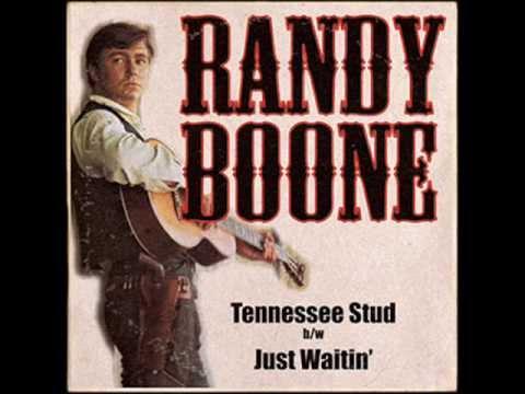 Randy Boone  - Tennessee Stud