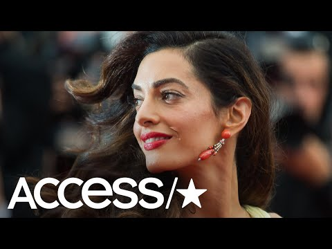 Amal Clooney Gives A Rare Glimpse Into Her Very Private Life | Access