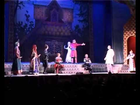 Малый театр - Сказка о царе Салтане