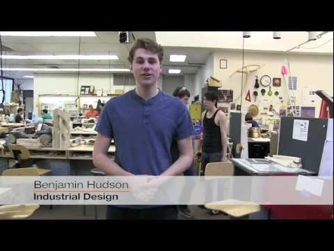 CIAS Industrial Design Facilities Tour with Benjamin Hudson