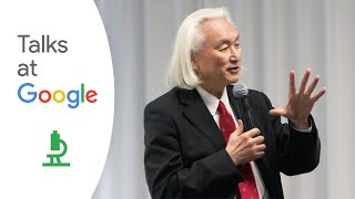 "Michio Kaku: ""The Future of Humanity"" 