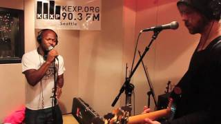 The Heavy - What You Want Me To Do? (Live on KEXP)
