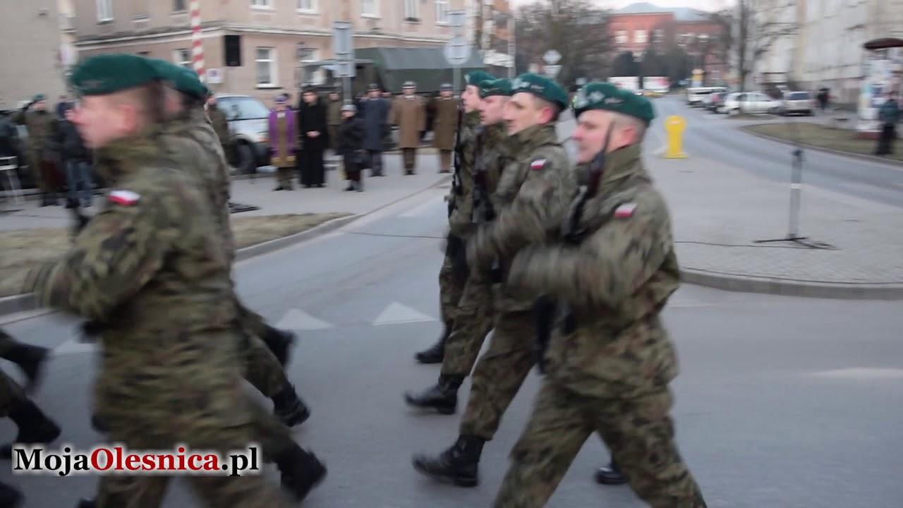 """1.03.2018 Oleśnica – Narodowy Dzień Pamięci """"Żołnierzy Wyklętych"""""""