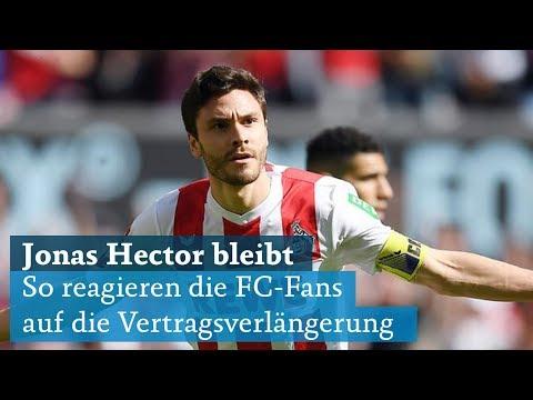 1. FC Köln: Nationalspieler Jonas Hector verlängert Vertrag - Fan-Reaktionen